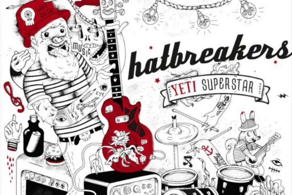 "Orbital pop czyli recenzja ""Yeti Superstar"" Hatbreakers"