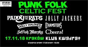 Punk Rock & Celtic Fest w Krakowie