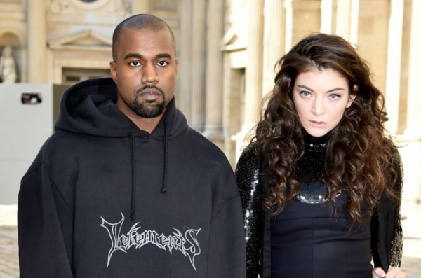Kayne West i Lorde