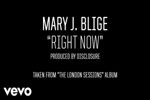 "Mary J. Blige - ""Right Now"""
